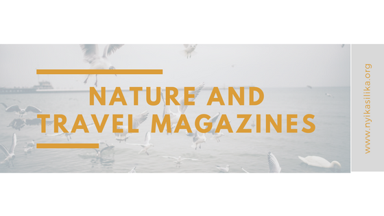 Nature and travel Magazines in Kenya
