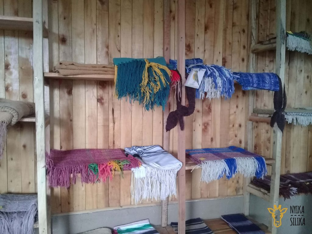 Some of Njabini Wool Crafters Products