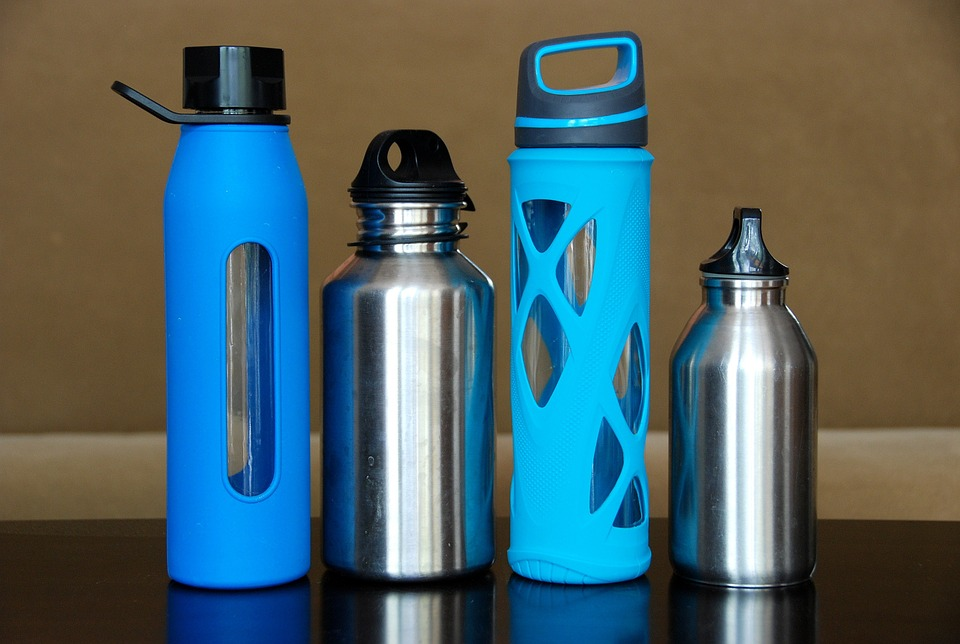 Nyika silika reusable bottle