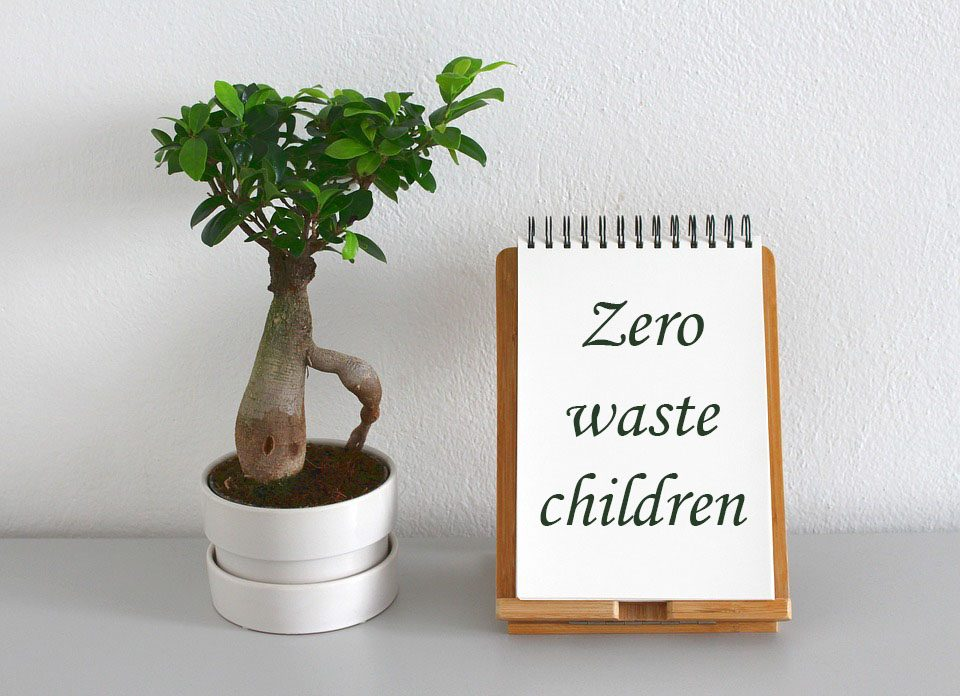 zero waste children
